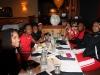 Team dinner SC Nationals