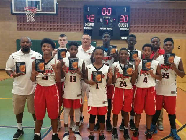 2016 13u/7th Grade National Classic Tournament National Champions - Chicago, IL