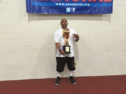 Gary Pinkney Maryland Finest 2016 Champions